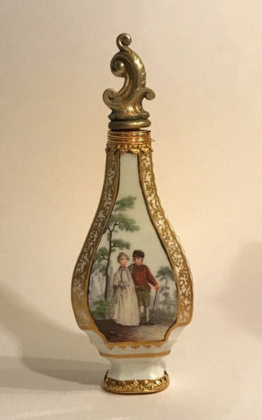 Meissen Scent Bottle
