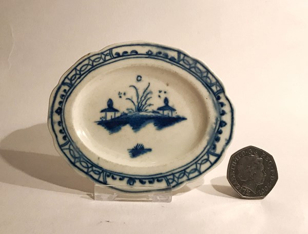 Caughley Toy Oval Dish