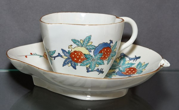 Chantilly Cup and Saucer