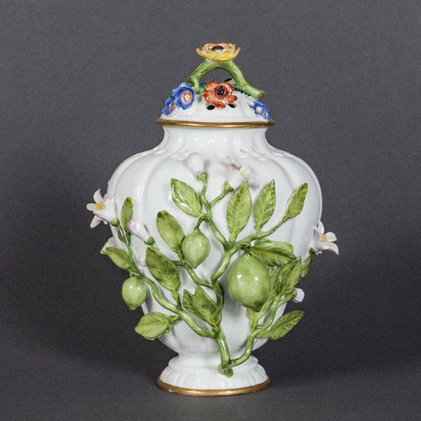 Meissen Pot Pourri