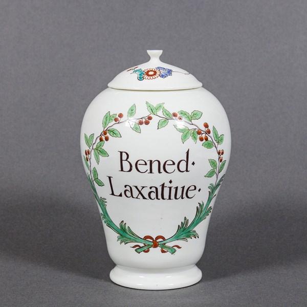 Chantilly Apothecary Jar