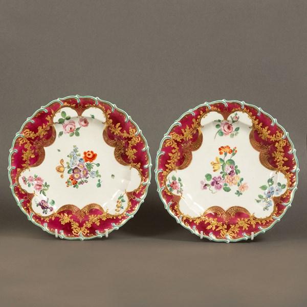 Chelsea Dessert Plates