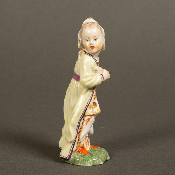 Hoechst chinoiserie Figure