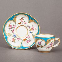 Vincennes Cup and Saucer