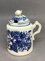 Worcester Mustard Pot and Cover