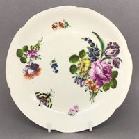 Chinese Export Saucer Dish
