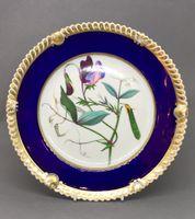 Chamberlains Worcester Dessert Plate