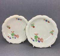 Chantilly Petal Shaped Dishes