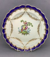 Worcester Dessert Plate