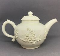 Bow Teapot and Cover