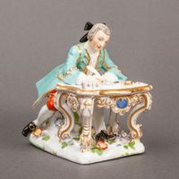 Meissen Figure of the Gallant
