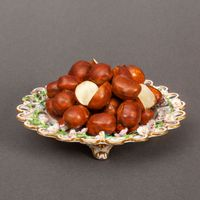 Minton Dish of Chestnuts