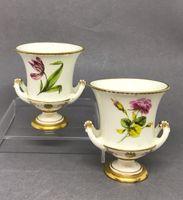 Sèvres Vase Parcival (tasse à glace)