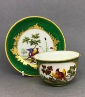 Sèvres Tea Bowl and Saucer