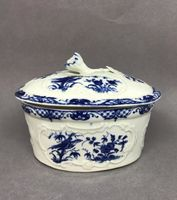 Worcester Potted Meat Tureen and Cover