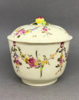 Mennecy Sugar Bowl and Cover