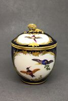 Vincennes Sugar Bowl and Cover