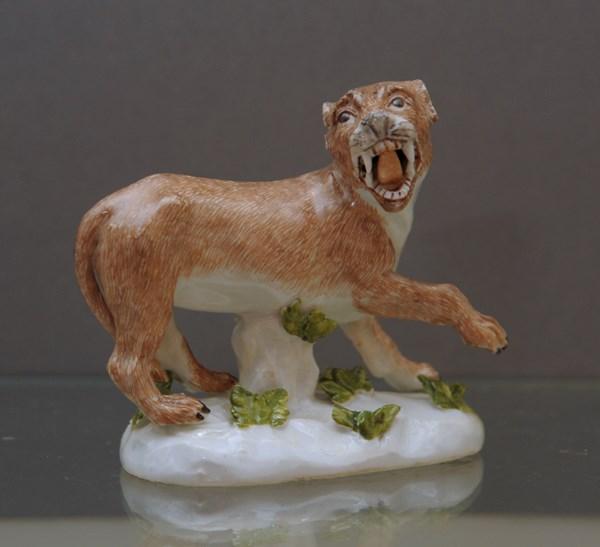 Meissen Lioness