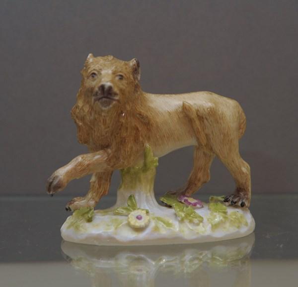 Meissen Lion