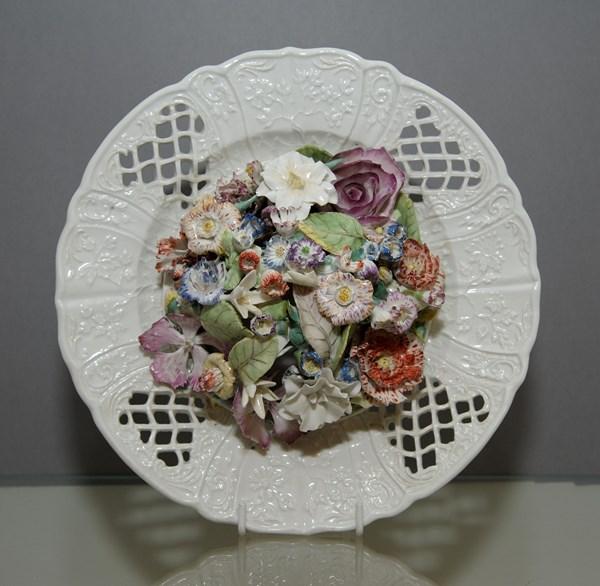 Furstenberg cabinet Plate