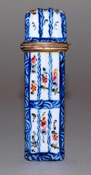 Staffordshire Enamel Perfume Case