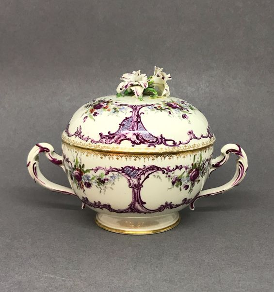 Niderviller Tureen and Cover