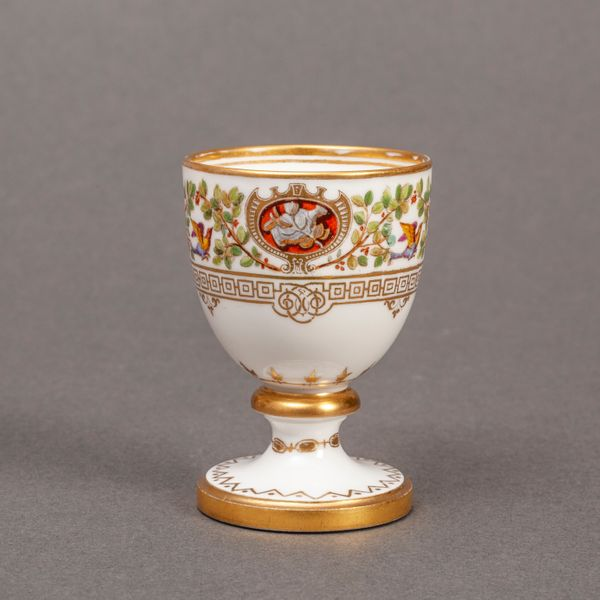 Sèvres Egg Cup from the Royal Service