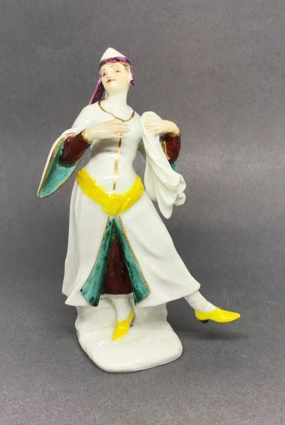 Meissen Figure of a Turkish Lady