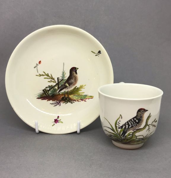 Ansbach Cup and Saucer