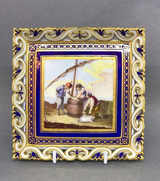 Sèvres Tray (Plâteau Carré)