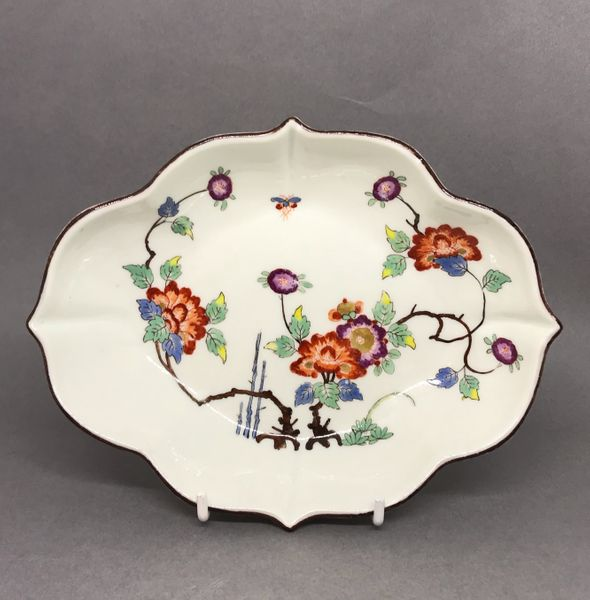 Meissen Shaped Dish