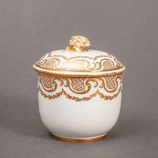 Sèvres Sugar Bowl and Cover