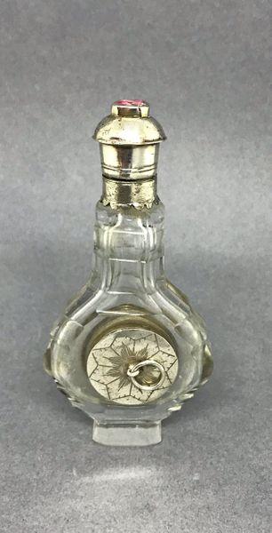 Crystal Scent Bottle