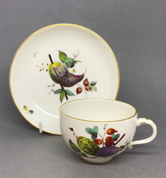 Hoechst Cup and Saucer