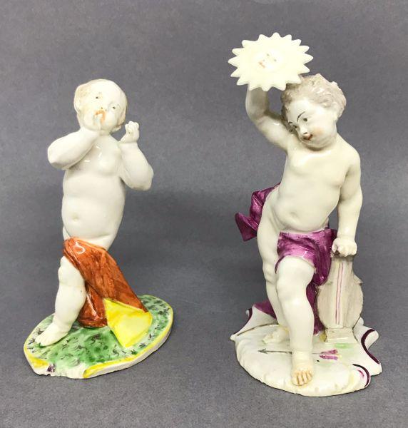 Nymphenburg Ovidian Gods by Franz Anton Bustelli