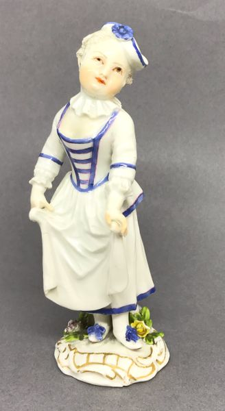 Meissen Figure of Columbine