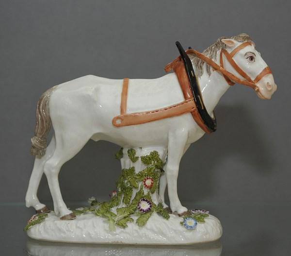 Meissen Horse