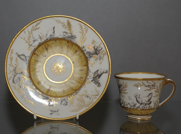 Nast Cup and Saucer