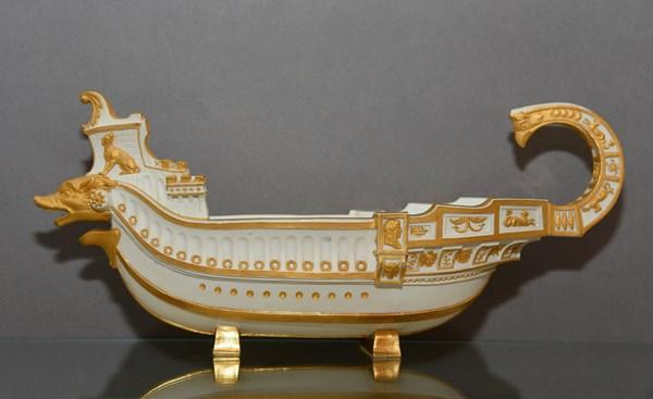 Meissen Sauce Boat